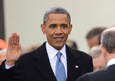 Second inauguration of President Barack Obama