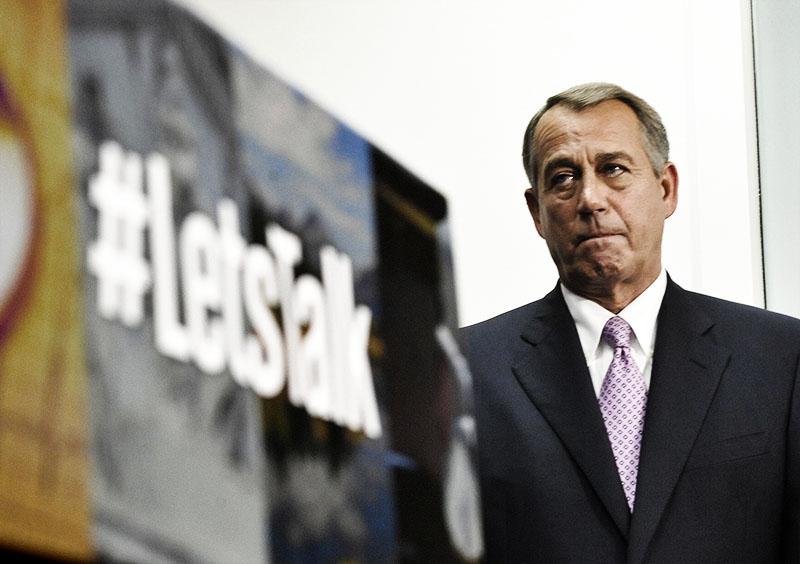 House Republicans Speak On Shutdown, Debt Ceiling