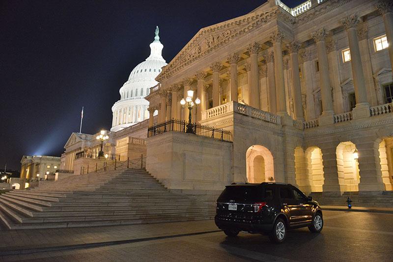 Cruz Marathon Speech Against Healthcare Funding Continues