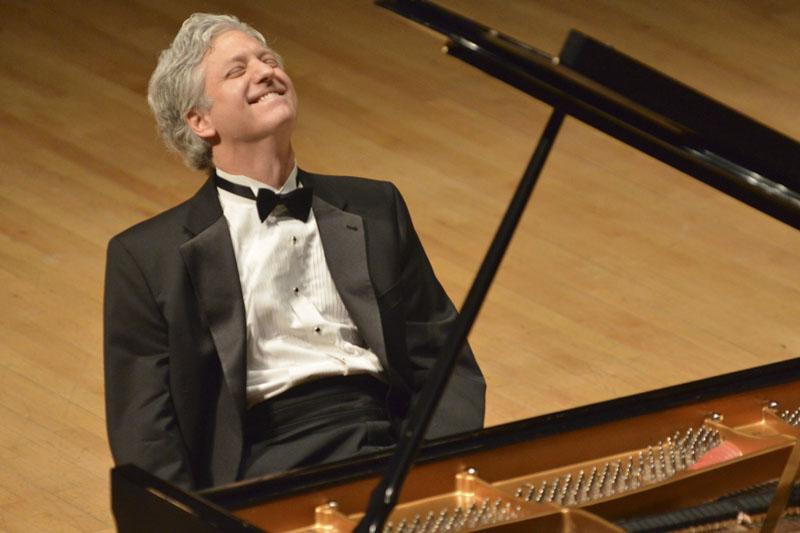 "Brian Ganz plays ""Extreme Chopin"""