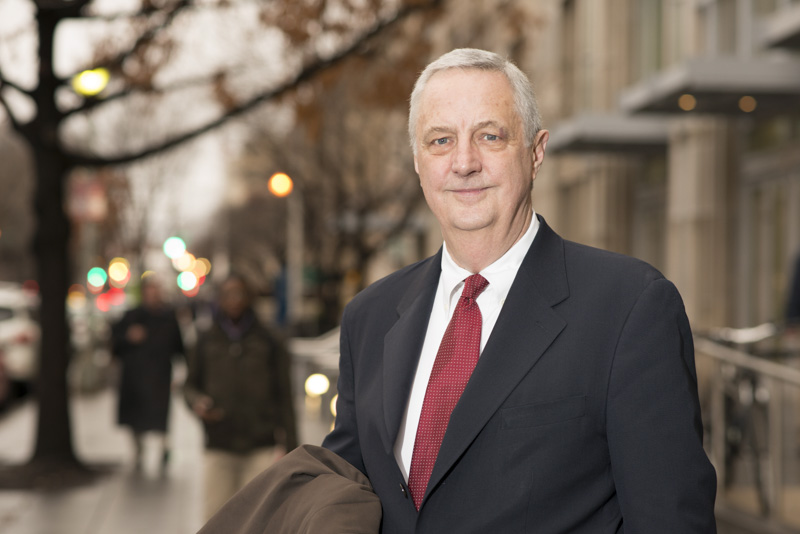 Dr. David Shambaugh, director of the China Policy Program and professor of Political Science and International Affairs at the George Washington University in Washington, DC.