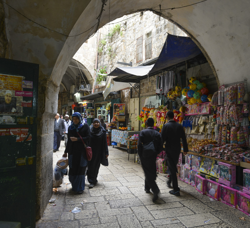Life Slow to Return to Normal in Israel & Palestine Following Attacks
