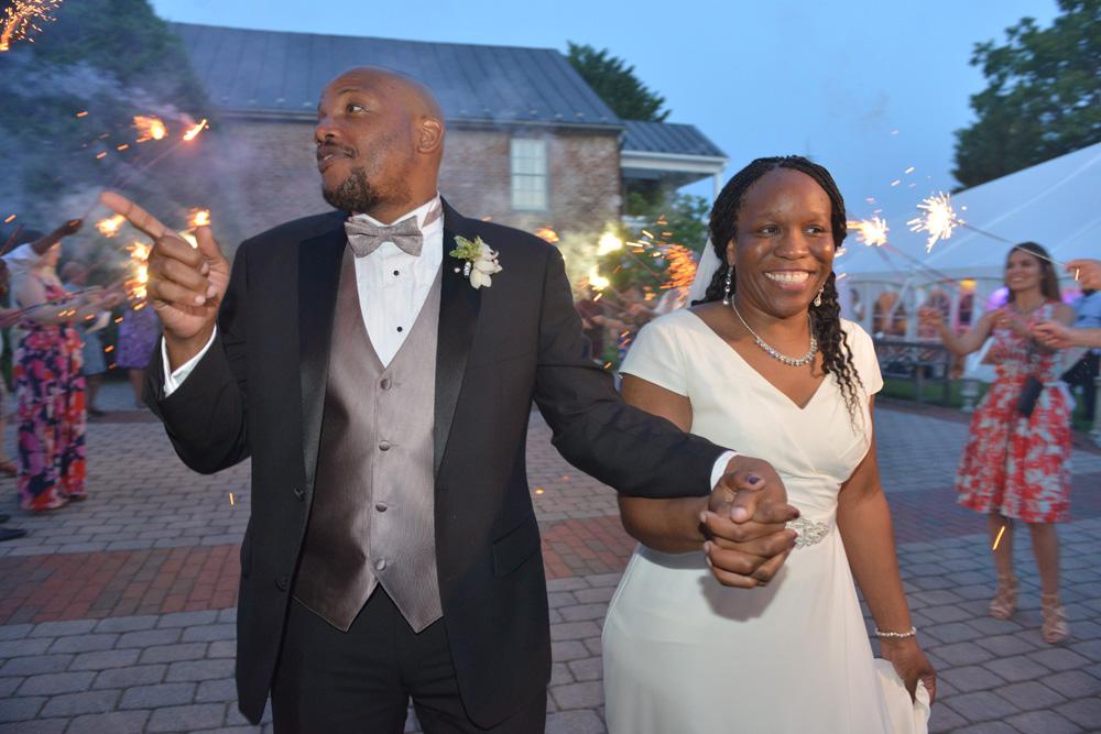 The wedding of Rebecca Arthur and Brian Robinson, Birkby House, Lessburg, Virginia, on June 26, 2016. Photo: Jay Mallin jay@jaymallinphotos.com